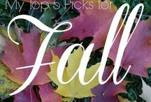 Thanksgiving & Fall / Recipes, Home Decor, Kid Activities, and Other Fall Inspiration