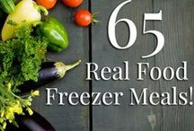 Freezer Meals / A collection of freezer meals or recipes you can make ahead and freeze to cook later.  / by Andrea Hatfield