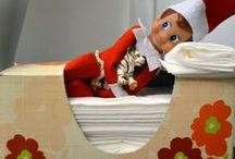 Elf on the Shelf / Elf on the Shelf {sunnydays}