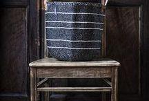 Mifuko - Finnish Designer / Stylish Finnish designed fair trade baskets made in Kenya and available @estheticliving.com
