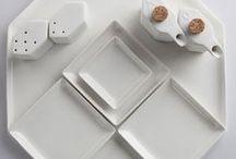 Serax - Belgiam Tableware / Belgian-designed fine porcelain by Serax.