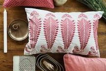 Cushion Covers / Cushion covers are an easy and inexpensive way to update your home decor.
