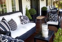 Outdoor Living / Enjoy outdoor living with friends and family.