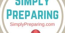 Simply Preparing / Current blog posts from www.simplypreparing.com