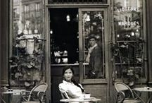 Petits Commerces / We miss these shops. Café, boulanger, pâtissier, boucher, charcutier et autres...