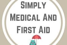 Simply Medical and First Aid / Medical and First Aid knowledge.