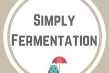 Simply Fermentation / Fermented foods for health.