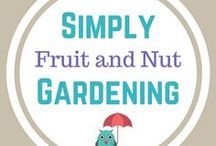Simply Fruit and Nut Gardening