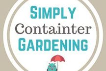 Simply Container Gardening