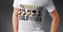 YO SOY PUETOLLANARRA / Camisetas de Puertollano Kapital. Camisetas con diseños exclusivos para Puertollanarras