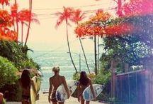 Summer Vibes / Un doux parfum d'été :) Everlasting Summer !