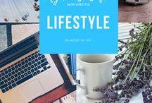 Lifestyle / Un tableau d'inspiration lifestyle