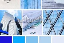 Shutterstock Color palette swatches / Shutterstock Color palette swatches