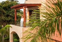 Casa Joya Del Mar | Guest Suites / GUEST SUITES: With 6 guest suites and 7 1/2 bathrooms, this stunning villa accommodates 16 guests comfortably. There are 3 guest suites on each floor.