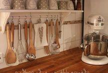 Organisert hjem ❤️ / Når man har liten kjøkkenplass, men elsker kjøkkenarbeid og kjøkkengadgets ❤️