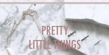 Jewelry   Pretty little things - Minette
