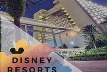 Disney Resorts / Adult Disney Guide to Disney resorts, budgeting, transportation, on-property experiences and more Disney from the adult-only perspective. www.disneyadulting.com