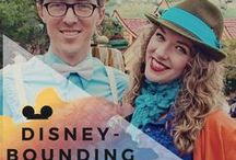 Disneybounding / Adult Disney Guide to Disneybound, how-to guides, inspiration, couple Disneybound and more Disney from the adult-only perspective. www.disneyadulting.com