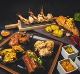 Asha's Dubai Favourites / A collection of North-West Indian dishes that embody Asha's love of innovation whilst celebrating centuries of tradition.