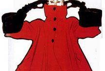 Gruau 1909/2004 illustre la mode