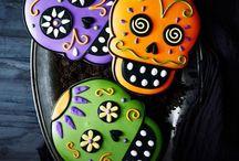 gateau halloween / Tu aime Halloween et les gâteaux