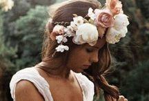 flower girl / by Linda Winnie
