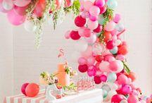 balloon swoon / by Linda Winnie