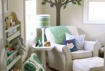 Reading Corner / by Rebekah Metekingi