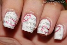 Nails / by Tina Topolewski