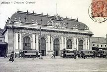 Milan Old Central Station