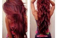 hairstyles / by Jordan Nicole