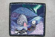 Rug Hooking - All Forms / by Seabead (Deb)