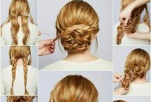 hair / by Andrea Vickers-Sivret