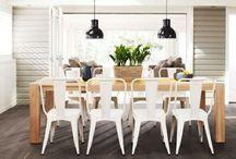 Dining Room / by Rebekah Metekingi