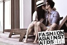 ... fashion against AIDS / by Shadowdrop
