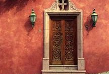... if one door closes another opens the way to a new life / by Shadowdrop
