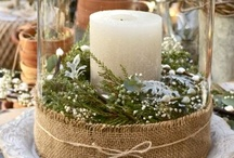 Weddings - Rustic / by ╰♡╮MRS. PIN╰♡╮