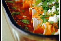 Recipes. (Dinner) / by Jillian Hartman