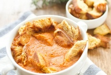 Recipes. (Soup/Salad/Bread) / by Jillian Hartman