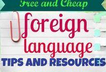 Homeschool {Foreign Language}