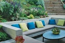 :: backyard living ideas / the outdoors keeps me breathing...