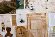 Colour, Textures & Materials / Colour, textures and inspiring materials / by Natalia Vitorino