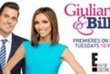Giuliana & Bill on E! / GandB on E!, Tuesdays @ 8pm/7c & 10pm/9c! / by Giuliana Rancic