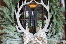All up in yo Wreath! / by Holly Allen