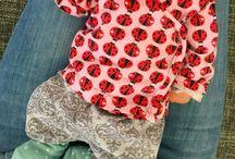 Nähen fürs Baby / Erstaustattung, Strampler, Pullis, Mützen, Hosen, Anzüge, Zubehör und Spielzeug für Babys selber genäht, denn Nähen ist Liebe!
