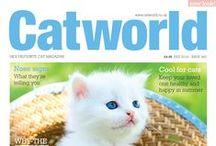 Cat World Magazine / Issues past & present