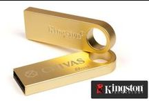 Kingston USBs / Our selection of Kingston USB flash drives.
