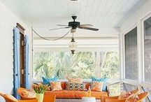 :: porches and sunrooms