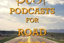 "Travel Podcasts & Travel Tips & Tricks / Whether you like to travel the world ""nomad style"" or you prefer annual vacations, this board has great suggestions for you. From travel podcast recommendations to tips & tricks for saving money while traveling, and playlists for those long road trips!"