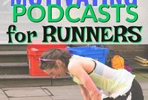 Fitness Podcasts / Can't afford a personal trainer? Don't worry - that's what free podcasts are for! Yes, there are tons of fitness podcasts out there - for FREE - to help you get in shape, stay in shape, train for a marathon, or just tone up. I love podcasts and I love sharing podcast recommendations!